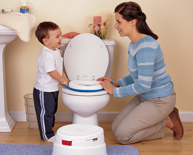 Potty traininga premature declaration of independence for Bathroom accidents in older children